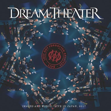 Dream Theater LOST NOT FORGOTTEN ARCHIVES: IMAGES AND WORDS Vinyl Record