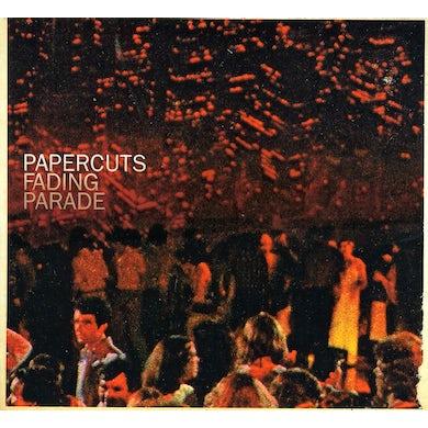 Papercuts FADING PARADE CD