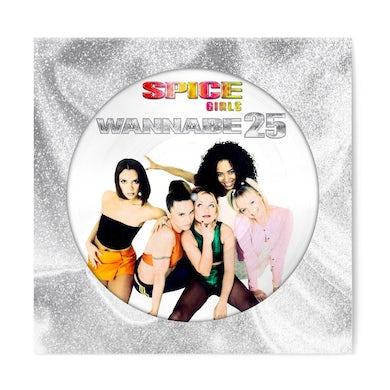 Spice Girls WANNABE 25 Vinyl Record