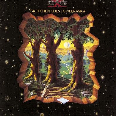 King's X GRETCHEN GOES TO NEBRASKA CD