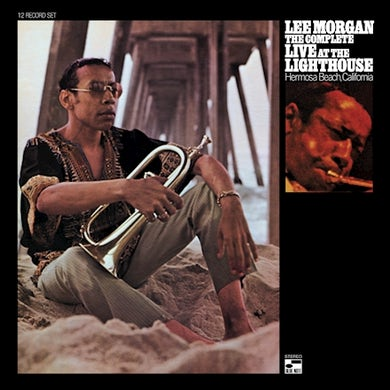 Lee Morgan COMPLETE LIVE AT THE LIGHTHOUSE Vinyl Record