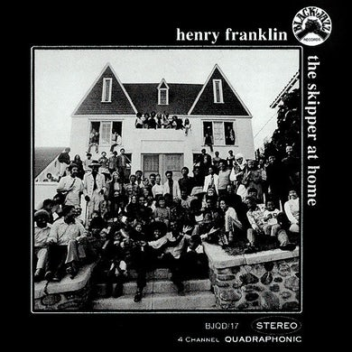 Henry Franklin SKIPPER AT HOME CD