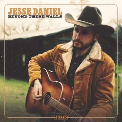 Jesse Daniel BEYOND THESE WALLS Vinyl Record