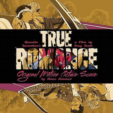 TRUE ROMANCE / MOTION PICTURE SOUNDTRACK Vinyl Record