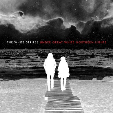 The White Stripes UNDER GREAT WHITE NORTHERN LIGHTS (LIVE) CD