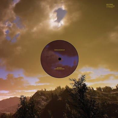 Marcus Schmickler SKY DICE / MAPPING THE STUDIO Vinyl Record