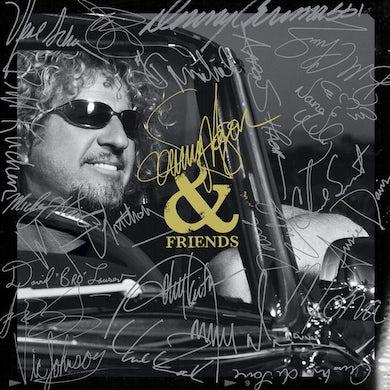 SAMMY HAGAR & FRIENDS CD