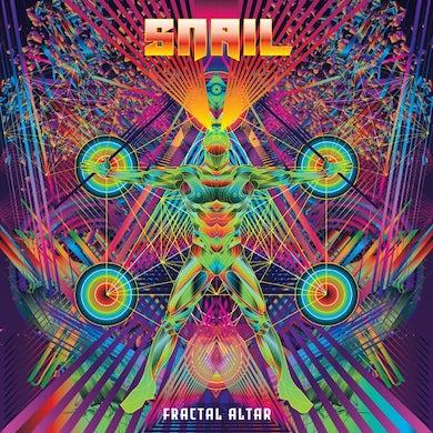 Snail FRACTAL ALTAR CD