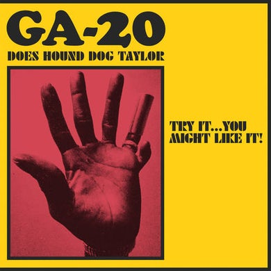 DOES HOUND DOG TAYLOR Vinyl Record