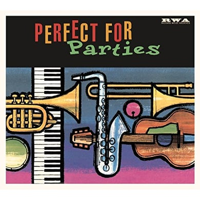 PERFECT FOR PARTIES / VARIOUS CD