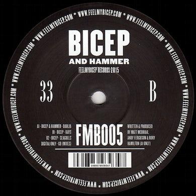 Bicep & Hammer DAHLIA Vinyl Record