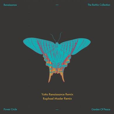 Power Circle GARDEN OF PEACE (YOTTO RENAISSANCE REMIX) Vinyl Record