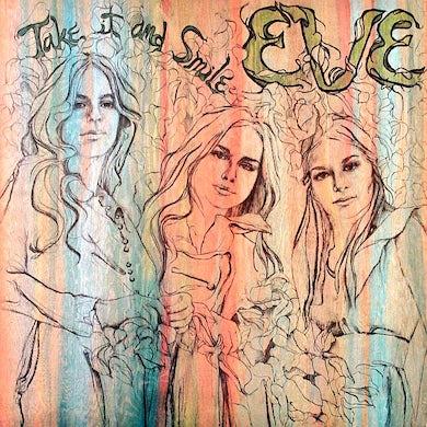 Eve TAKE IT & SMILE Vinyl Record