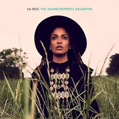 SHARECROPPER'S DAUGHTER (TRANSLUCENT GOLD / BLACK / WHITE INSOMNIA EFFECT) Vinyl Record