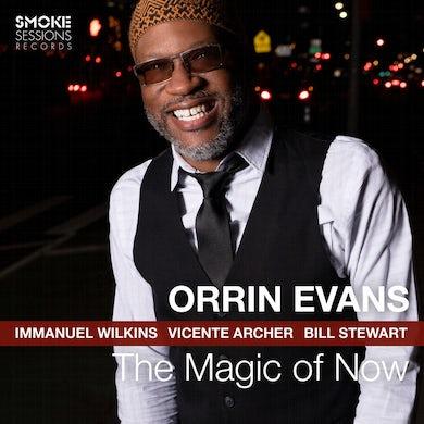 Orrin Evans MAGIC OF NOW CD