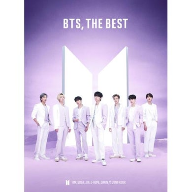 BTS THE BEST (LIMITED EDITION C) CD