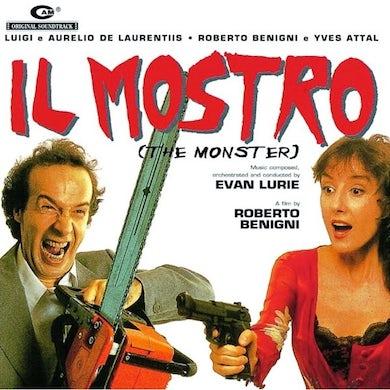Evan Lurie IL MOSTRO / Original Soundtrack CD
