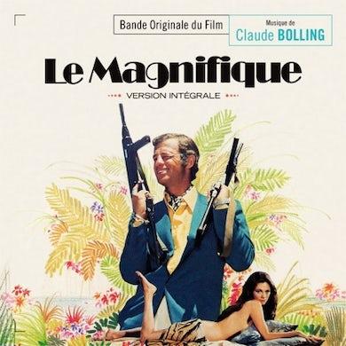 Claude Bolling  LE MAGNIFIQUE / Original Soundtrack CD