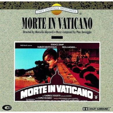 Pino Donaggio MORTE IN VATICANO / Original Soundtrack CD