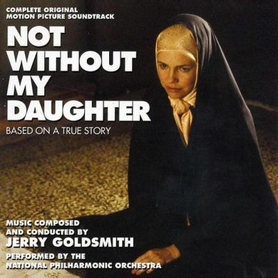Jerry Goldsmith NOT WITHOUT MY DAUGHTER / Original Soundtrack CD