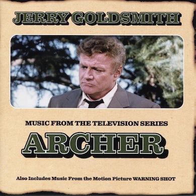Jerry Goldsmith ARCHER / WARNING SHOT / Original Soundtrack CD