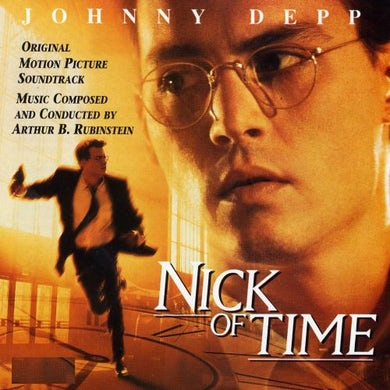 Arthur Rubinstein NICK OF TIME / Original Soundtrack CD