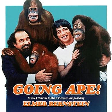 Elmer Bernstein GOING APE / Original Soundtrack CD