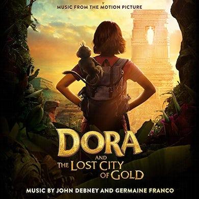 John Debney  DORA & THE LOST CITY OF GOLD / Original Soundtrack CD