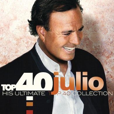 Julio Iglesias TOP 40 CD