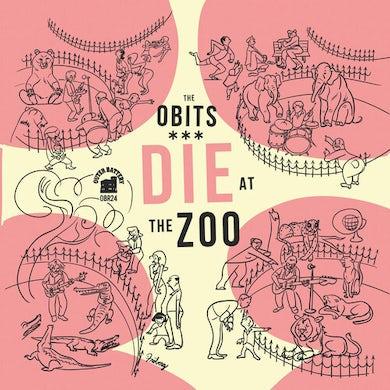 DIE AT THE ZOO Vinyl Record
