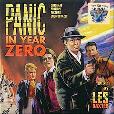 PANIC IN THE YEAR ZERO / Original Soundtrack CD