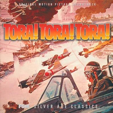 Jerry Goldsmith TORA TORA TORA / Original Soundtrack CD