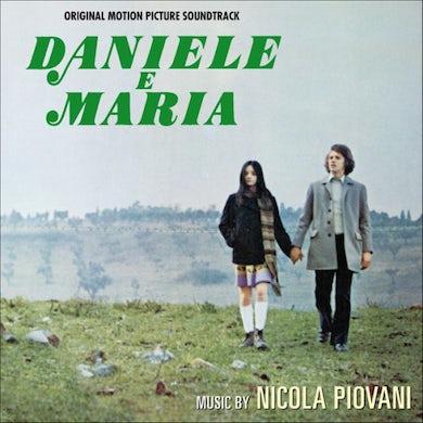 Nicola Piovani DANIELE E MARIA / Original Soundtrack CD