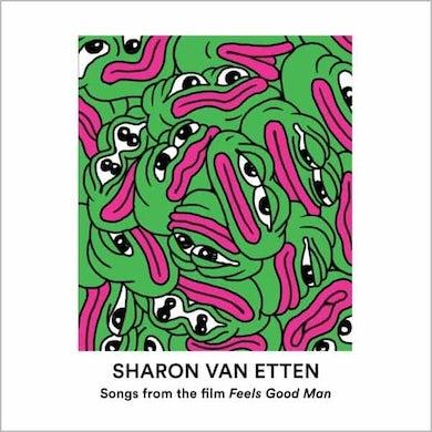 Sharon Van Etten LET'S GO / SOMETHINGS LAST A LONG TIME Vinyl Record