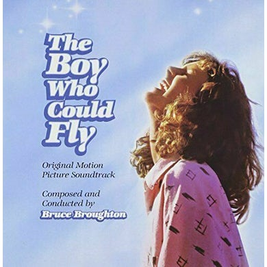 Bruce Broughton BOY WHO COULD FLY / Original Soundtrack CD