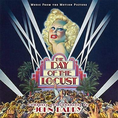 John Barry DAY OF THE LOCUST / Original Soundtrack CD