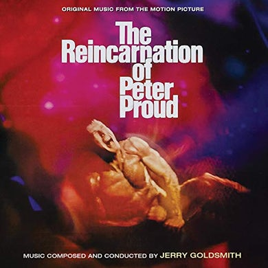 Jerry Goldsmith REINCARNATION OF PETER PROUD / Original Soundtrack CD