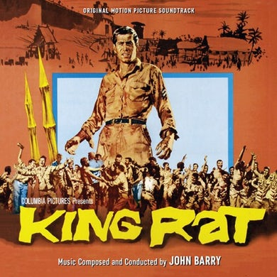 John Barry KING RAT / Original Soundtrack CD