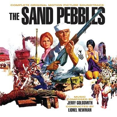 Jerry Goldsmith SAND PEBBLES / Original Soundtrack CD