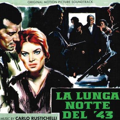 Carlo Rustichelli LA LUNGA NOTTE DEL 43 / Original Soundtrack CD