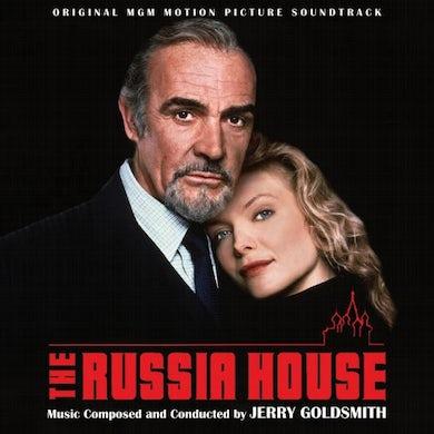 Jerry Goldsmith RUSSIA HOUSE / Original Soundtrack CD
