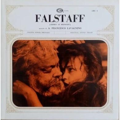 Angelo Francesco Lavagnino FALSTAFF (CHIMES AT MIDNIGHT) / Original Soundtrack CD