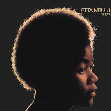 Letta Mbulu SINGS Vinyl Record