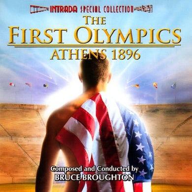 Bruce Broughton FIRST OLYMPICS: ATHENS 1896 / Original Soundtrack CD