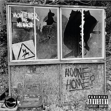 Montener The Menace ANYONE HOME CD