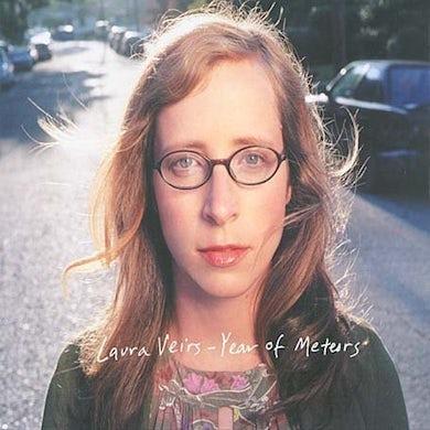 Laura Veirs YEAR OF METEORS (GLOW IN THE DARK VINYL) Vinyl Record
