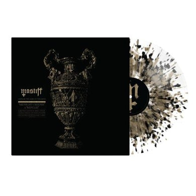 Mastiff  LEAVE ME THE ASHES OF THE EARTH Vinyl Record