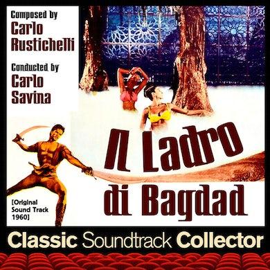 Carlo Rustichelli IL LADRO DI BAGDAD / Original Soundtrack CD