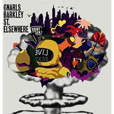 Gnarls Barkley ST ELSEWHERE CD