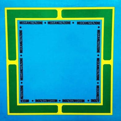 Oronzo De Filippi MECCANIZZAZIONE / Original Soundtrack Vinyl Record